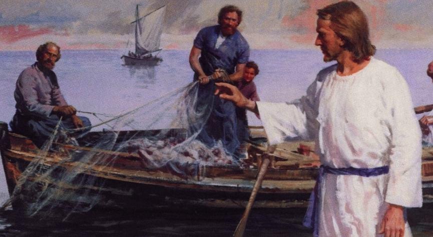 Resultado de imagen para Lucas 5,1-11